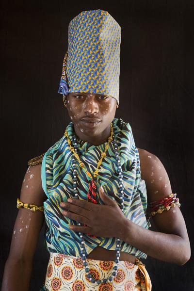 Portrait by Bobo Simubara